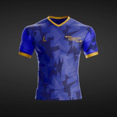 TFC Blue Training Shirt