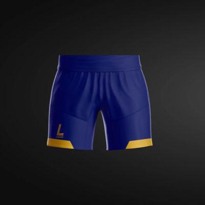 TFC Blue Training Shorts
