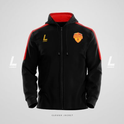 RFC Clough Jacket – Black