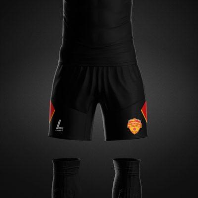 RFC Copa Leisure Shorts – Black