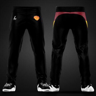 RFC Copa Tracksuit Pants – Black