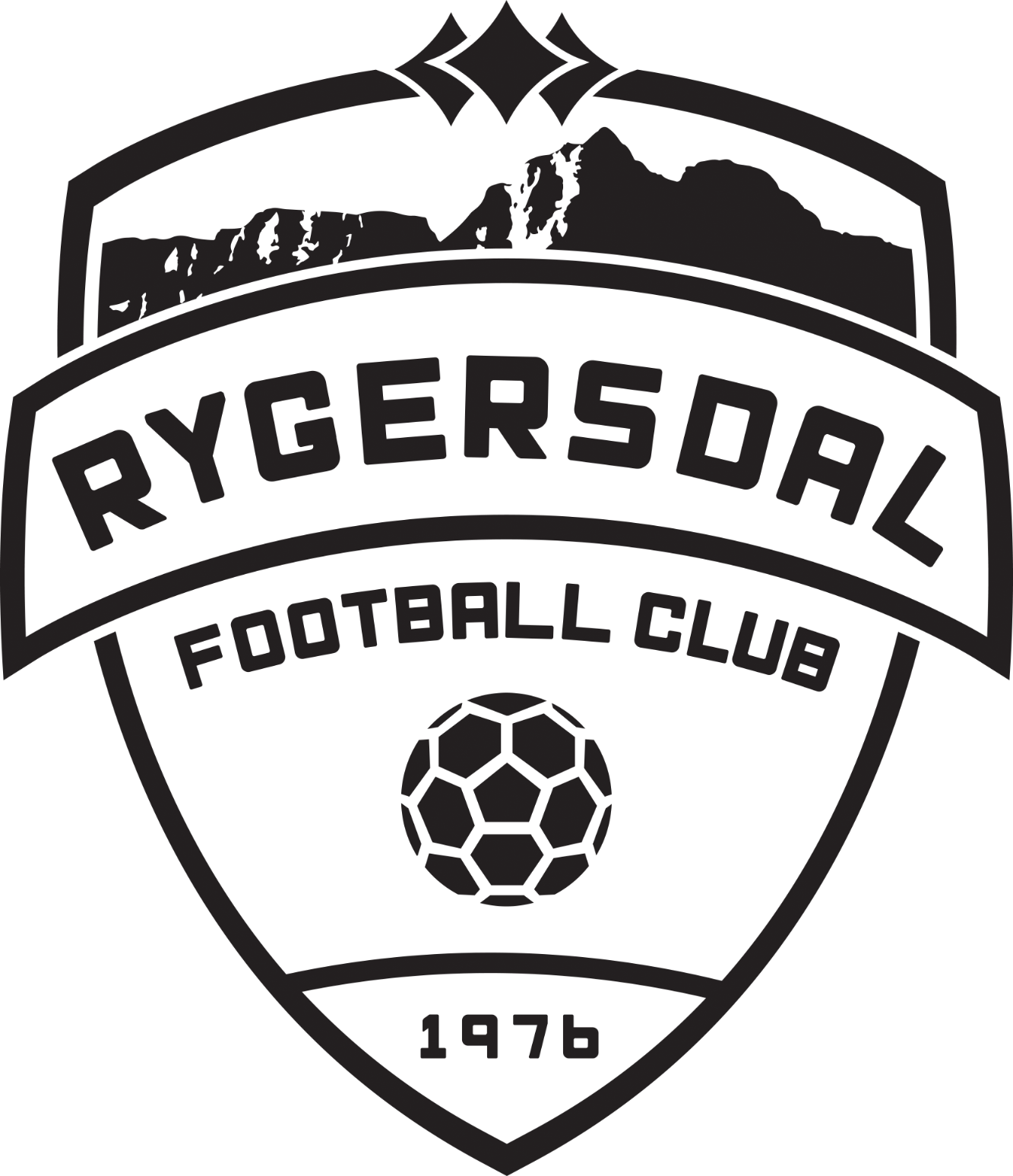Rygersdal Logo Final Black Large