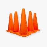 Training Cones 6″
