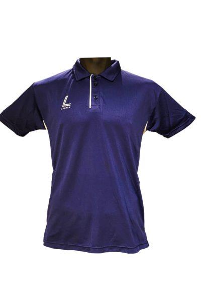Kempes Golf Shirt – Navy