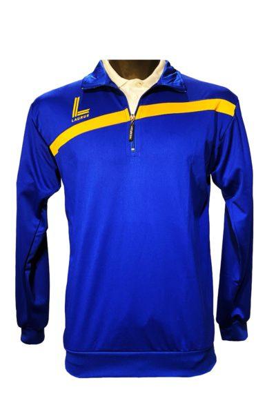Redondo Sweatshirt – Royal Blue/Gold