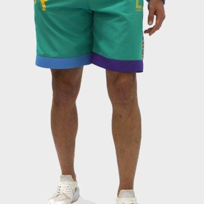 Laurus x Y?GEN Shorts – Jade
