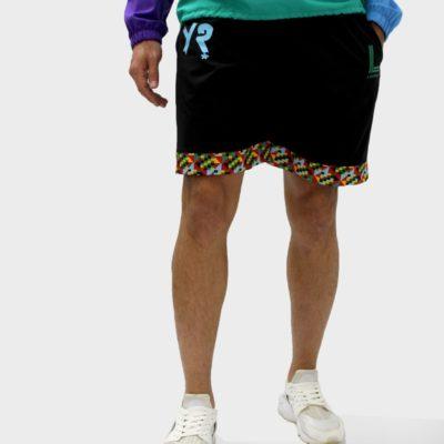 Laurus x Y?GEN Shorts – Black