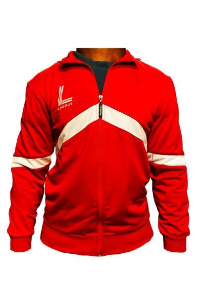 Mokone Sweatshirt – Red/White