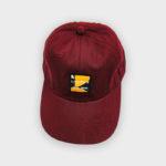 JAMBI Dad Hat – Maroon