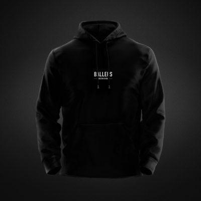 Ballers Hoodie – Black