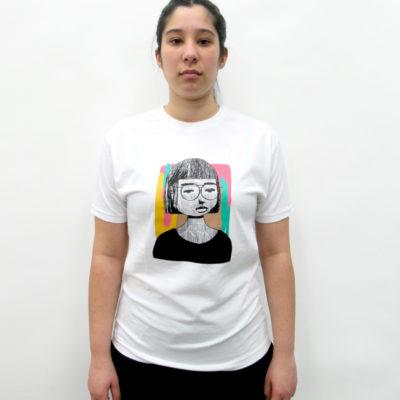 Solidarity T-Shirt – White