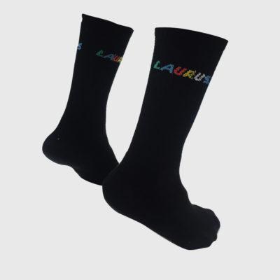 Tennis Sock – Black