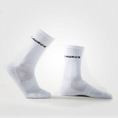 Tennis Sock – White